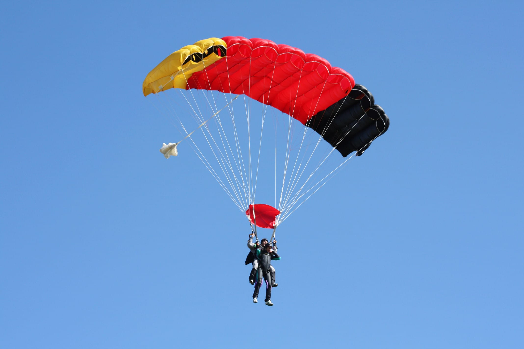 Icarus Canopies Tandem: Durable Commercial Tandem Parachute