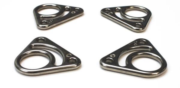 icarus canopies rds rings set of 4