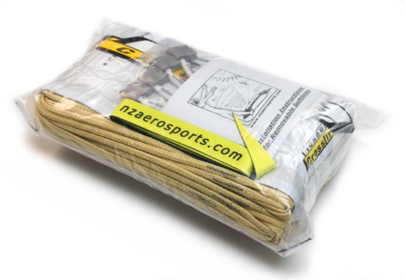 icarus canopies by nz aerosports sport lineset in packaging