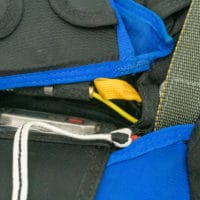 gear hook up mistakes in a parachute's collins lanyard